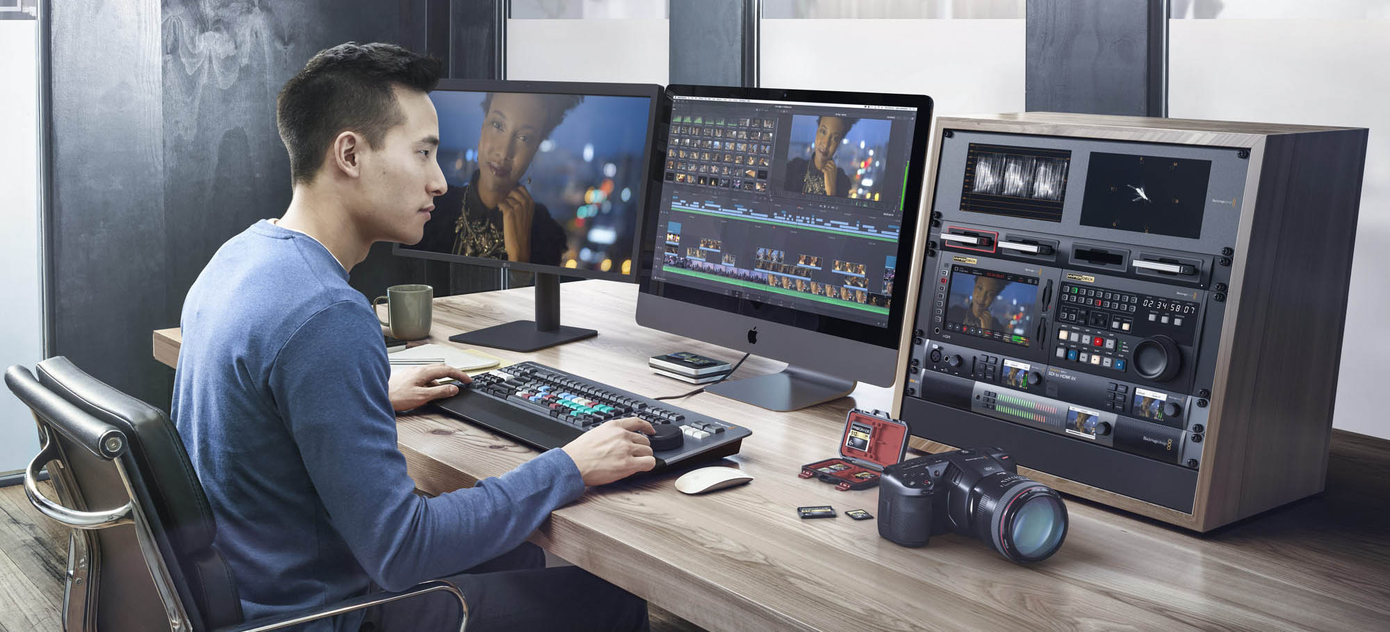 How to get started with Davinci Resolve in under 30 minutes